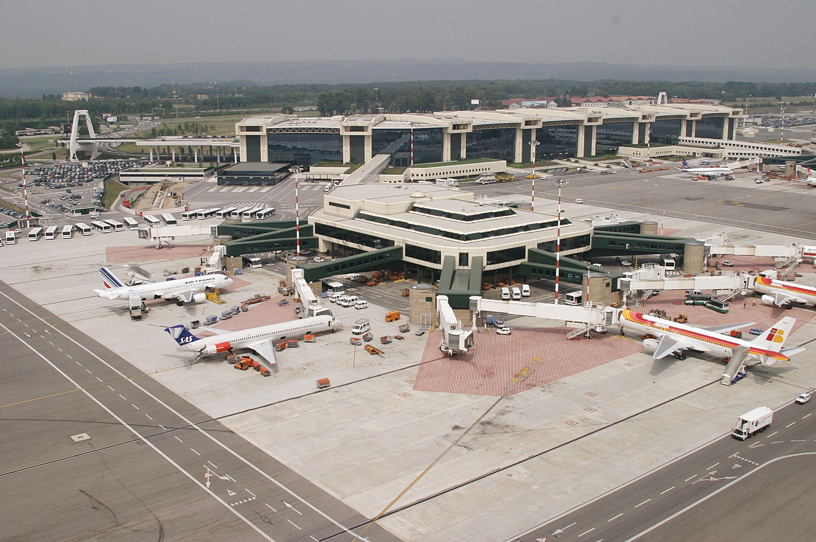 BRIANZA TAXI NCC - Aeroporti e ferrovie lombarde